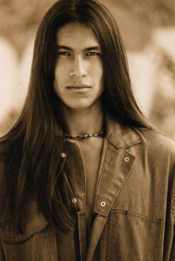 long hair on men 2